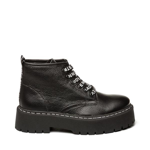 STEVE MADDEN VLAIS Black leather