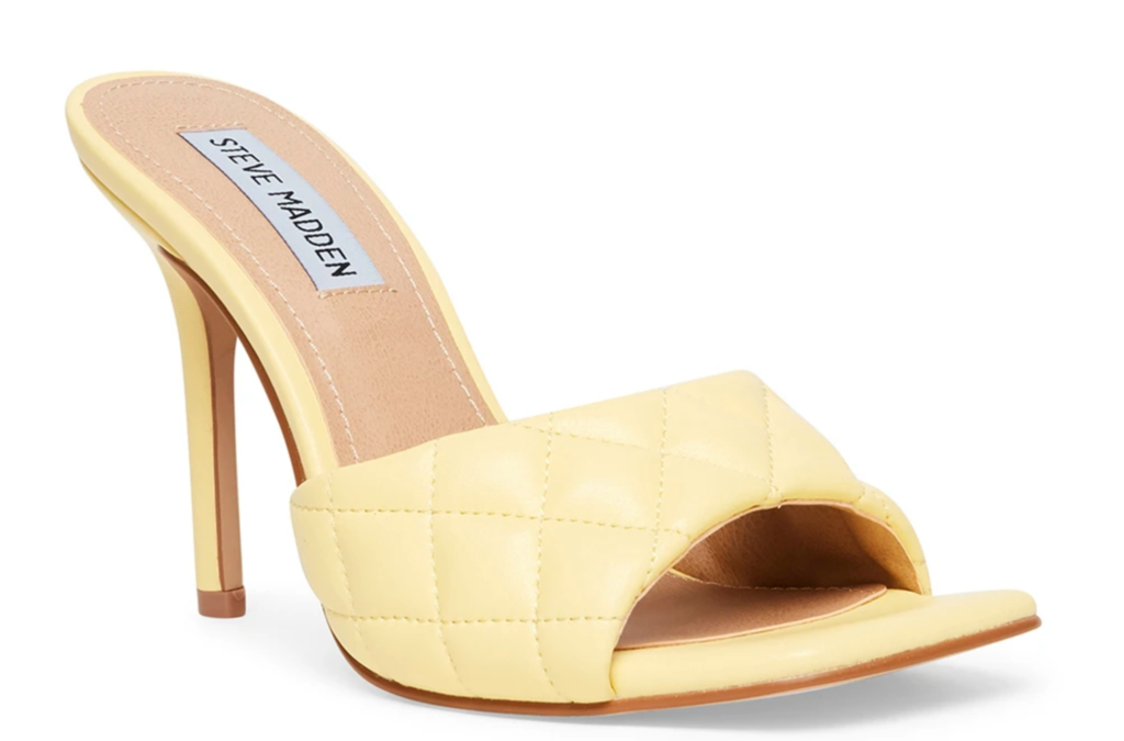 STEVE MADDEN SIGNIFY Yellow