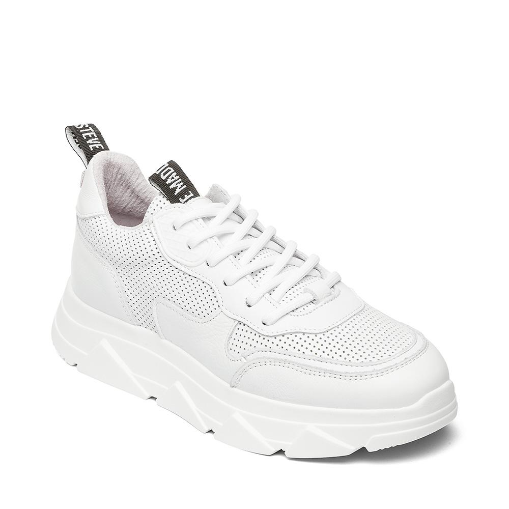 STEVE MADDEN PITTY White Leather