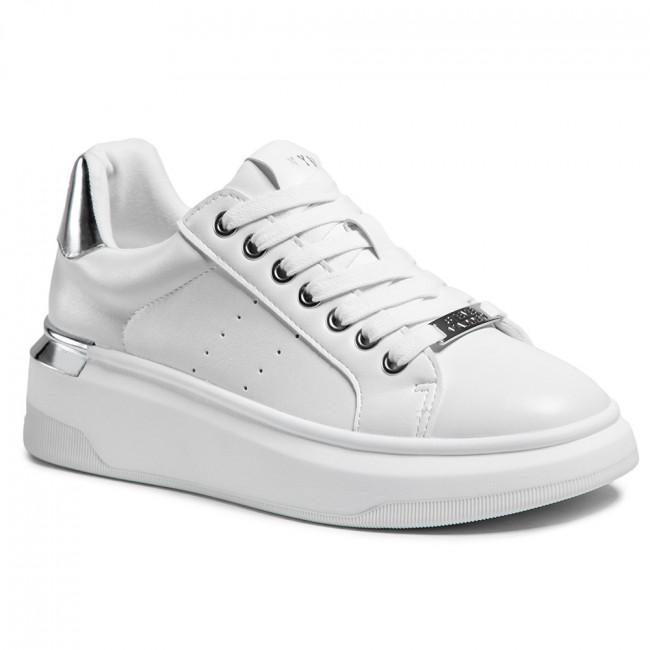 STEVE MADDEN GLACIAL White/Silver