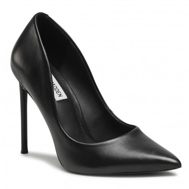 STEVE MADDEN VALA Black Leather