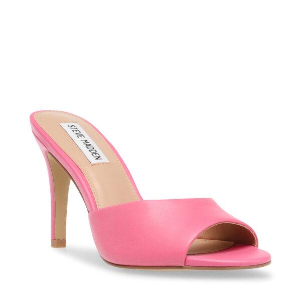 STEVE MADDEN ERIN Pink Leather