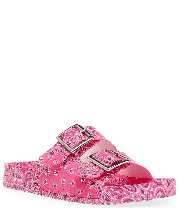 STEVE MADDEN EVANNE Pink Multi